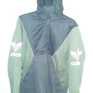 Adidas Hoody Sweater/Wind Breaker